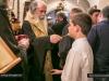 12.jpgصلاة تقديس الزيت في البطريركية الاورشليمية