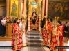 01-1الاحتفال بالعيد الخمسين (العنصره) في البطريركية الاورشليمية