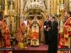 01-12الاحتفال بالعيد الخمسين (العنصره) في البطريركية الاورشليمية