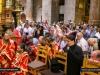 01-16الاحتفال بالعيد الخمسين (العنصره) في البطريركية الاورشليمية