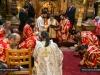 01-17الاحتفال بالعيد الخمسين (العنصره) في البطريركية الاورشليمية