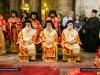 01-3الاحتفال بالعيد الخمسين (العنصره) في البطريركية الاورشليمية