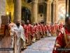 01-4الاحتفال بالعيد الخمسين (العنصره) في البطريركية الاورشليمية