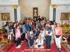 4مجموعة من الطائفة الاورثوذكسية في الاردن تزور البطريركية