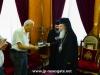 2 اللجنة الكنسية في حيفا تزور البطريركية