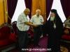 4 اللجنة الكنسية في حيفا تزور البطريركية