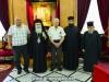 5 اللجنة الكنسية في حيفا تزور البطريركية