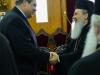 03وزير الدفاع اليوناني يزور البطريركية الاورشليمية