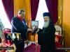 11وزير الدفاع اليوناني يزور البطريركية الاورشليمية
