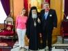 14وزير الدفاع اليوناني يزور البطريركية الاورشليمية