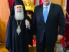 15وزير الدفاع اليوناني يزور البطريركية الاورشليمية