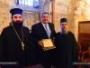 19وزير الدفاع اليوناني يزور البطريركية الاورشليمية