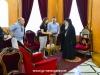 0002مجموعة ازالة الالغام التابعة للامم المتحدة تزور البطريركية