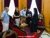 0003مجموعة ازالة الالغام التابعة للامم المتحدة تزور البطريركية