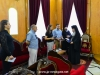 0004مجموعة ازالة الالغام التابعة للامم المتحدة تزور البطريركية