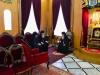 0001الرئيس الجديد للبعثة الروحية الروسية يزور البطريركية