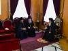 0002الرئيس الجديد للبعثة الروحية الروسية يزور البطريركية