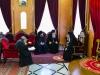 0003الرئيس الجديد للبعثة الروحية الروسية يزور البطريركية