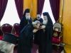 0006الرئيس الجديد للبعثة الروحية الروسية يزور البطريركية