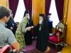 0012الرئيس الجديد للبعثة الروحية الروسية يزور البطريركية