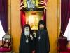 0013الرئيس الجديد للبعثة الروحية الروسية يزور البطريركية