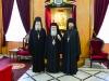0014الرئيس الجديد للبعثة الروحية الروسية يزور البطريركية