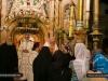 14غبطة بطريرك الاسكندرية وغبطة بطريرك اورشليم يترأسان قداساً الهيا ً في القبر المقدس
