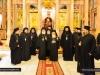 15غبطة بطريرك الاسكندرية وغبطة بطريرك اورشليم يترأسان قداساً الهيا ً في القبر المقدس