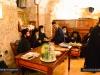 17غبطة بطريرك الاسكندرية وغبطة بطريرك اورشليم يترأسان قداساً الهيا ً في القبر المقدس