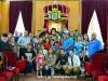 0004وفد من الرعية الاورثوذكسية في الفحيص يزور البطريركية