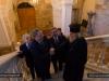 01وزير الخارجية اليوناني يزور البطريركية الاورشليمية