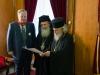 06وزير الخارجية اليوناني يزور البطريركية الاورشليمية