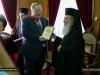 09وزير الخارجية اليوناني يزور البطريركية الاورشليمية