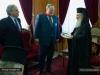 11وزير الخارجية اليوناني يزور البطريركية الاورشليمية