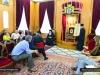 0003وفد من مركز اسحق رابين يزور البطريركية