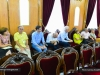 0004وفد من مركز اسحق رابين يزور البطريركية