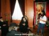 01-4مجموعة من الشبيبة الاورثوذكسية في الناصرة تزور البطريركية