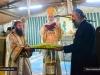 12ألاحتفال بعيد التجلي في البطريركية الاورشليمية