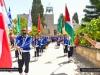 16ألاحتفال بعيد التجلي في البطريركية الاورشليمية