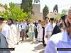 17ألاحتفال بعيد التجلي في البطريركية الاورشليمية