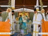 21-1ألاحتفال بعيد التجلي في البطريركية الاورشليمية