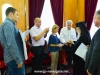 0004وفد حكومي من بلغاريا يزور البطريركية