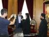 02ممثلون عن جامعة ابو ديس يزورون البطريركية