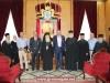 06ممثلون عن جامعة ابو ديس يزورون البطريركية
