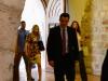 01-1وزير الدفاع القبرصي يزور البطريركية الاورشليمية