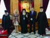 01-10وزير الدفاع القبرصي يزور البطريركية الاورشليمية