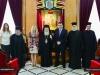 01-11وزير الدفاع القبرصي يزور البطريركية الاورشليمية