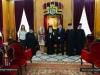 01-12وزير الدفاع القبرصي يزور البطريركية الاورشليمية