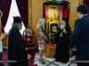 01-13وزير الدفاع القبرصي يزور البطريركية الاورشليمية