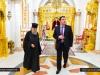 01-15وزير الدفاع القبرصي يزور البطريركية الاورشليمية